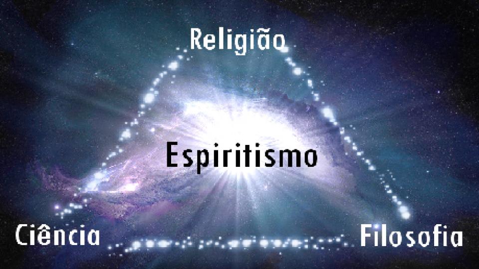 Doutrina espírita - ciência, filosofia e religião