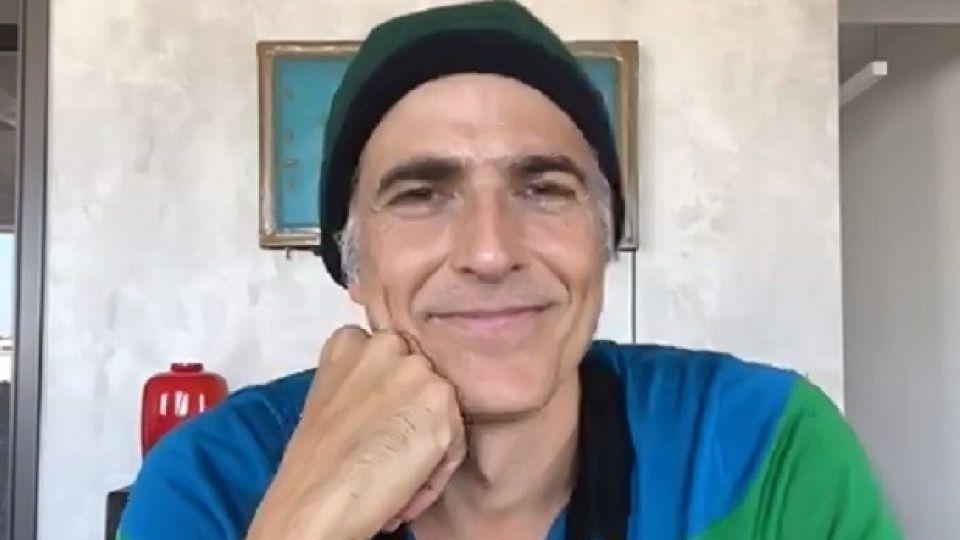 Gianecchini fez cirurgia espiritual enquanto estava internado